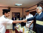 صور.. مساعد وزير الداخلية: ثقل مهارات أفراد الشرطة بالتدريبات المستمرة