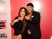 فيديو وصور.. لطيفة وكاريكا وكارمن سليمان فى حفل توزيع جوائز الميما الموسيقية