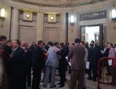 عمومية النقض توافق على انضمام 65 مستشارا جديدا للمحكمة