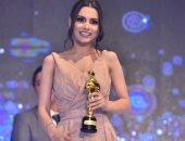صور.. لطيفة وكارمن ومحمد الشرنوبي يحصدون جوائز الميما 2017