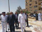 صور.. مدير أمن القاهرة يقود حملات غلق 11 مقهى مخالف بمدينة نصر