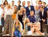 """الجزء الثانى من فيلم """"Mamma Mia """"يحقق إيرادات تتخطى ميزانيته فى 3 أيام"""