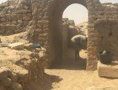 ننشر صور كشف أثرى جديد لبعثة جامعة القاهرة بسقارة