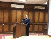وزير الآثار: حريصون على عمل البعثات الأثرية الأجنبية فى مصر