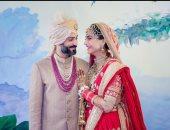 صور.. سونام كابور تحتفل بزفافها بحضور نجوم بوليوود