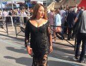 ليلى علوى تتألق فى فستان أسود بافتتاح مهرجان كان السينمائى الدولى