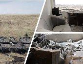 الجيش السورى: دمرنا القسم الأكبر من الصواريخ الإسرائيلية