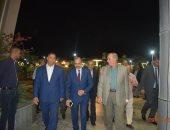 صور ..محافظ البحر الأحمر يلتقى وفد لجنة الزراعة خلال زيارتهم للمحافظة