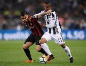 التشكيل المتوقع لمباراة يوفنتوس ضد ميلان فى قمة الدوري الايطالي