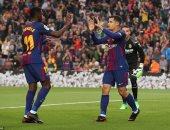 فيديو.. كوتينيو يسجل هدف برشلونة فى ريال سوسيداد من تصويبة رائعة