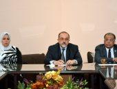"""لقاء علمى لعرض برنامج """"نيوتن - مشرفة"""" لتمويل المشروعات البحثية بجامعة طنطا"""