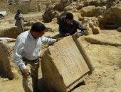 بالإيدى المصرية.. شاهد المعبد الأثرى المكتشف بمنطقة سيوة (صور)