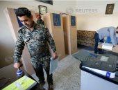 صور.. بدء التصويت لأفراد القوات المسلحة فى الانتخابات البرلمانية بالعراق