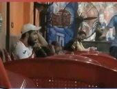 """صورة بالشيشة لـ عبد العزيز الزمالك.. وأيمن حافظ يرد: """"عيب جدا دى مش صورته"""""""