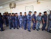 صور.. قوات الجيش العراقى تشارك بكثافة فى أول انتخابات برلمانية بعد هزيمة داعش