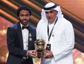 حسين الشحات: أشكر من صوت لى فى جائزة الأفضل بالدورى الإماراتى