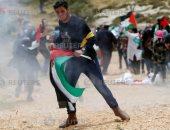 الاحتلال الإسرائيلى يعتقل طفلا فلسطينيا خلال مواجهات جنوب بيت لحم
