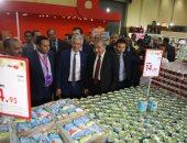 معرض سوبر ماركت أهلا رمضان يفتح أبوابه للجمهور بمركز القاهرة الدولى للمؤتمرات