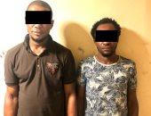 سقوط 2 يحملان جنسية غانا نصبوا على صاحب محل باستبدال 4000 دولار بمدينة نصر