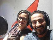 ريهام عبد الغفور وأحمد حلمى يقدمان مسلسلا إذاعيا جديدا لرمضان المقبل