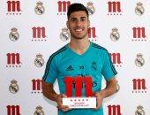 أسينسيو يفوز بجائزة لاعب الشهر فى ريال مدريد للمرة الثالثة