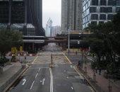 صور..إغلاق شوارع بهونج كونج عقب العثور على قنبلة من مخلفات الحرب العالمية