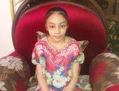قصة أصغر شاعرة بالشرقية.. الطفلة صفا ابنة الـ8 أعوام تكتب شعرا فى حب العريش