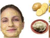ودعى تجاعيد البشرة للأبد بماسك البطاطس.. 3 وصفات سهلة جربيها الصبح