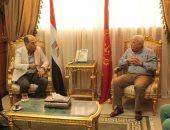 محافظ بورسعيد : ربط الجهات الإدارية بنظام موحد لتحقيق الإنضباط المالى