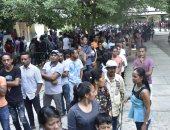 صور.. بدء التصويت بالانتخابات العامة فى تيمور الشرقية