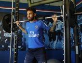سان جيرمان يعلن موعد عودة نيمار إلى التدريبات بعد الشفاء من الإصابة