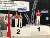 مصر تحصد 39 ميدالية متنوعة ببطولة الجمباز الفنى فى نامبيا