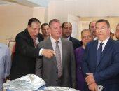 محافظ كفر الشيخ يفتتح تطوير معسكر الشباب بمصيف بلطيم بتكلفة 7 ملايين جنيه