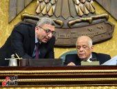 رئيس البرلمان للنواب: لا يجوز لأحد منازعة مكتب المجلس فى اختصاصاته - صور