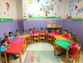 """صور.. """"التضامن الاجتماعى"""" تحتفل بتخرج 1000 طفل بمنطقة الدويقة ومحو أمية أمهاتهم"""
