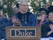 """رئيس أبل لخريجى جامعة ديوك: كونوا شجعانا مثل النساء بحملة """"MeToo"""""""