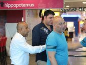 بعثة المصري تغادر القاهرة متجهةً إلى العاصمة السودانية استعدادا لمباراة الهلال