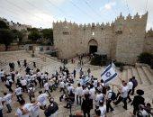 إصابة 14 إسرائيليا فى عملية دهس بمدينة القدس المحتلة
