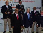 صور.. انطلاق فعاليات حفل ختام بطولة أفريقيا الخامسة للرماية