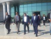 وزير البيئة ومحافظ أسيوط يناقشان منظومة المخلفات الصلبة