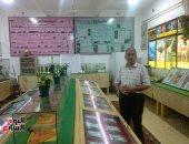 صور.. متحف الأحياء بمدرسة زراعة كفر الشيخ.. مزار تعليمى للطلاب والباحثين