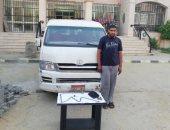 سائق يختطف آخر ويحتجزه لإجباره دفع قيمة إصلاح تلفيات سيارة بالقطامية
