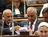 """صور.. البرلمان يُضيف عبارة """"مراعاة قانون الطفل"""" ضمن مواد عقوبات جرائم المعلومات"""