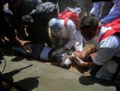"""سفير فلسطين باليونسكو: قتل الجيش الإسرائيلى لمتظاهرى غزة """"جريمة حرب"""""""