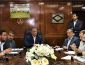 محافظ كفر الشيخ يتابع تسليم الوحدات السكنية لمستحقيها مع بنك الإسكان