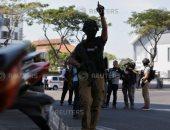 مشتبه بهم إندونيسيون يدلون باعترافات عن خطة لقتل مسؤولين كبار