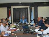 محافظ البحر الأحمر يبحث إقامة 3 مدن جديدة مع وفد هيئة التخطيط العمرانى