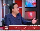 أحمد آدم: الصبر كان صاحبى فى مشوارى الفنى.. وبدأت التمثيل فى سن العاشرة.. فيديو