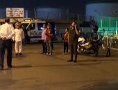 """صور.. أهالى شهداء الأقباط المصريين يتوافدون على المطار لاستقبال """"الرفات"""""""