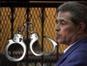 وصول توفيق عكاشة محكمة التجمع لنظر الاستشكال على حبسه